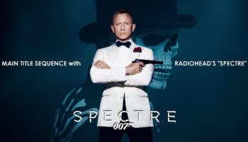 Here's What The James Bond Movie 'Spectre' Would Have Sounded Like If They Used The Radiohead Theme They Rejected
