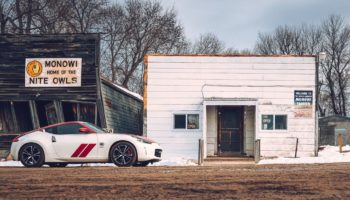 Visiting America's Loneliest Town In One Of The Last Traditional Sports Cars