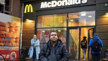 McDonald's Workers In Denmark Pity Us