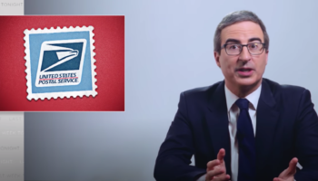 John Oliver Breaks Down Why The United States Postal Service Is Facing A Financial Catastrophe