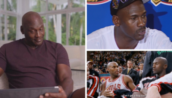 Michael Jordan's Most Ruthless Moments And Insults In 'The Last Dance'