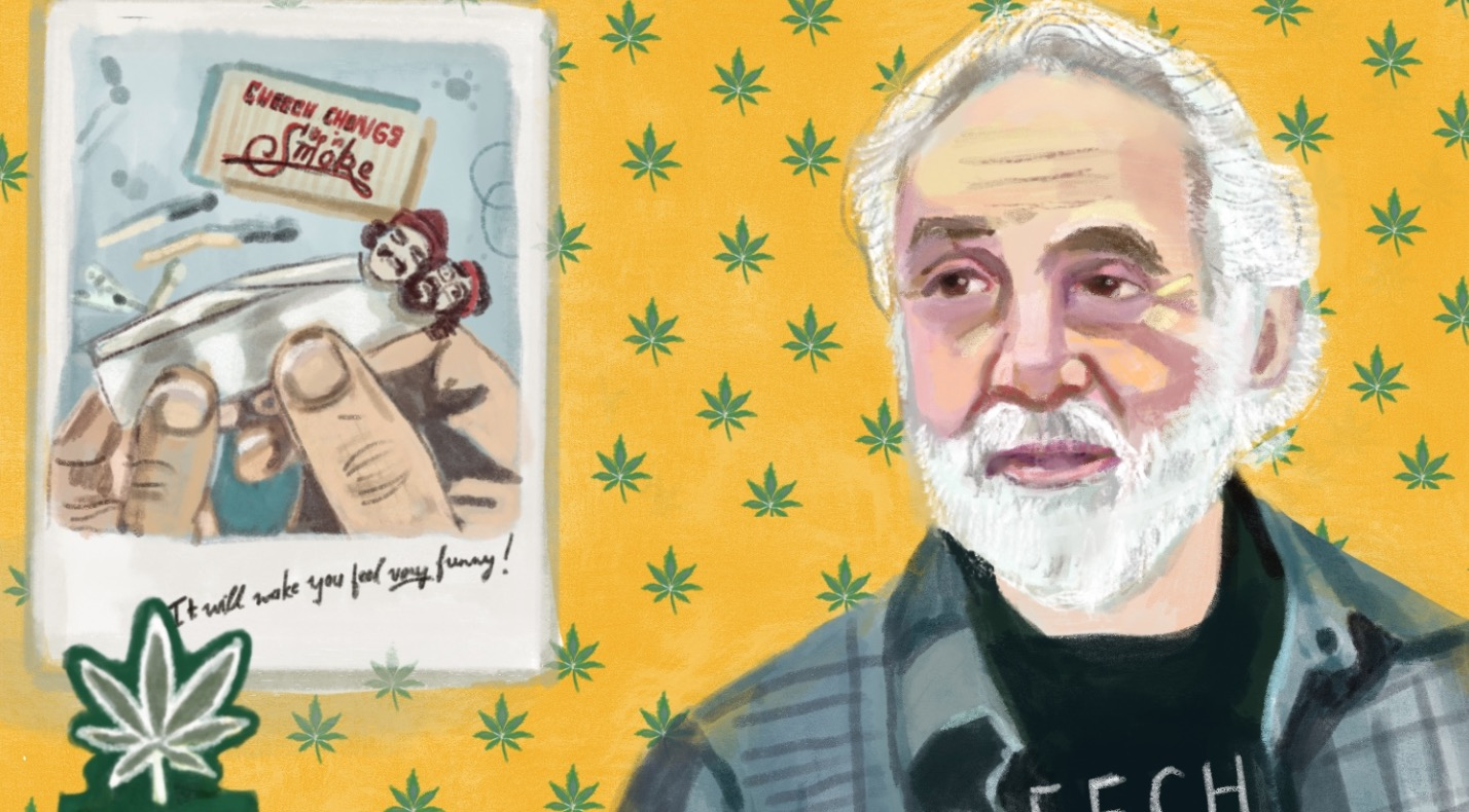 The World According To Tommy Chong
