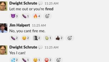 This Group Is Recreating Every Single Episode Of 'The Office' Live In Slack, And You Guys Are Ruining It