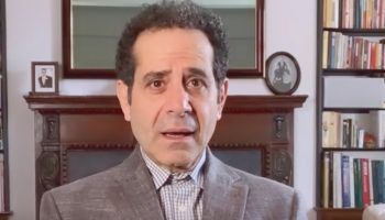 Adrian Monk Becomes Even More Germaphobic During The Quarantine