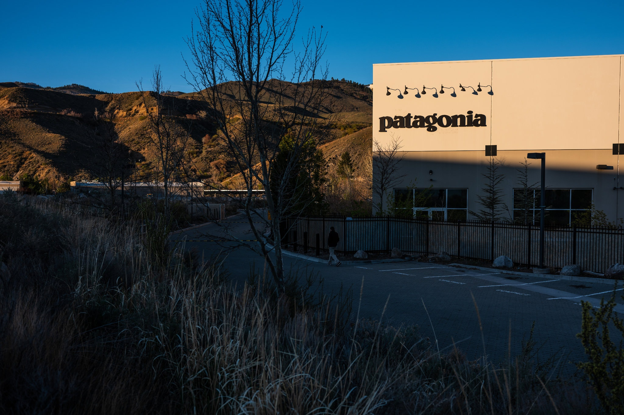 Patagonia, Quick To Close, Could Be The Last To Reopen