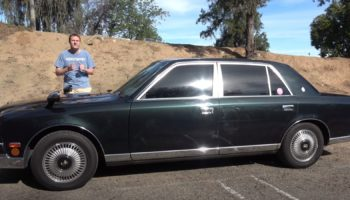Why The 1997 Toyota Century Is One Of the Most Impressive Luxury Cars Ever Made