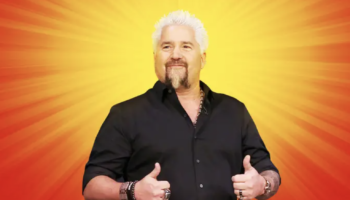 Guy Fieri Is The Only Good Food Person Left