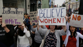 'Believe Women' Was A Slogan. 'Believe All Women' Is A Strawman