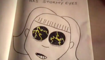 Comedian Illustrates The Lyrics Of Pop Classic 'Windy' And The Drawings Just Get Stranger With Every Page