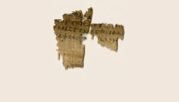 Oxford Has Half A Million Ancient Papyrus Fragments. They've Started To Go Missing
