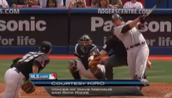 Baseball Commentator Makes Uncannily Accurate Prediction Of Player's First Home Run