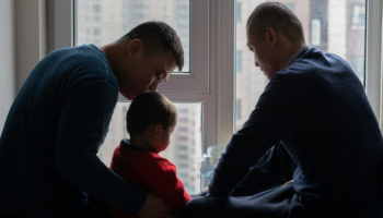 Two Gay Chinese Dads. One Long And Winding Trip To Fatherhood