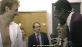 Was Larry Bird The Best Trash Talker In NBA History? Here's A Collection Of His Best Taunts