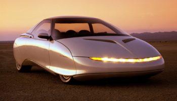GM Built A Running Prototype Of The Futuristic 1987 Pontiac Pursuit Concept
