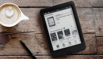 This Kindle Alternative Is Even Easier On Your Eyes
