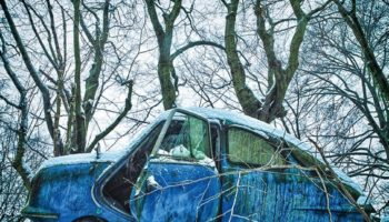 The Faded Beauty Of Abandoned Cars Across Europe And The United States