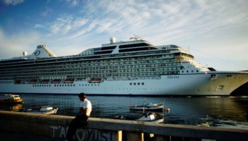The Real Problem With The Cruise Industry