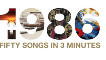 Someone Took 50 Songs From 1986 And Created A Three Minute Mashup Of Epic Proportions