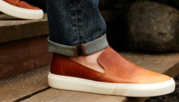 We're Treating Ourselves To Some Handmade Leather Loafers For Summer