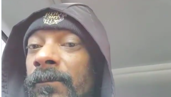 Snoop Dogg Has Priceless Reaction To Listening To 'Let It Go' From 'Frozen'