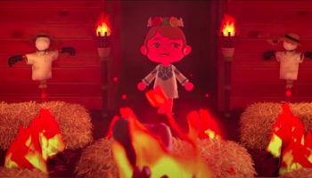 This Video Of 'Midsommar' Recreated In 'Animal Crossing' Is Genius
