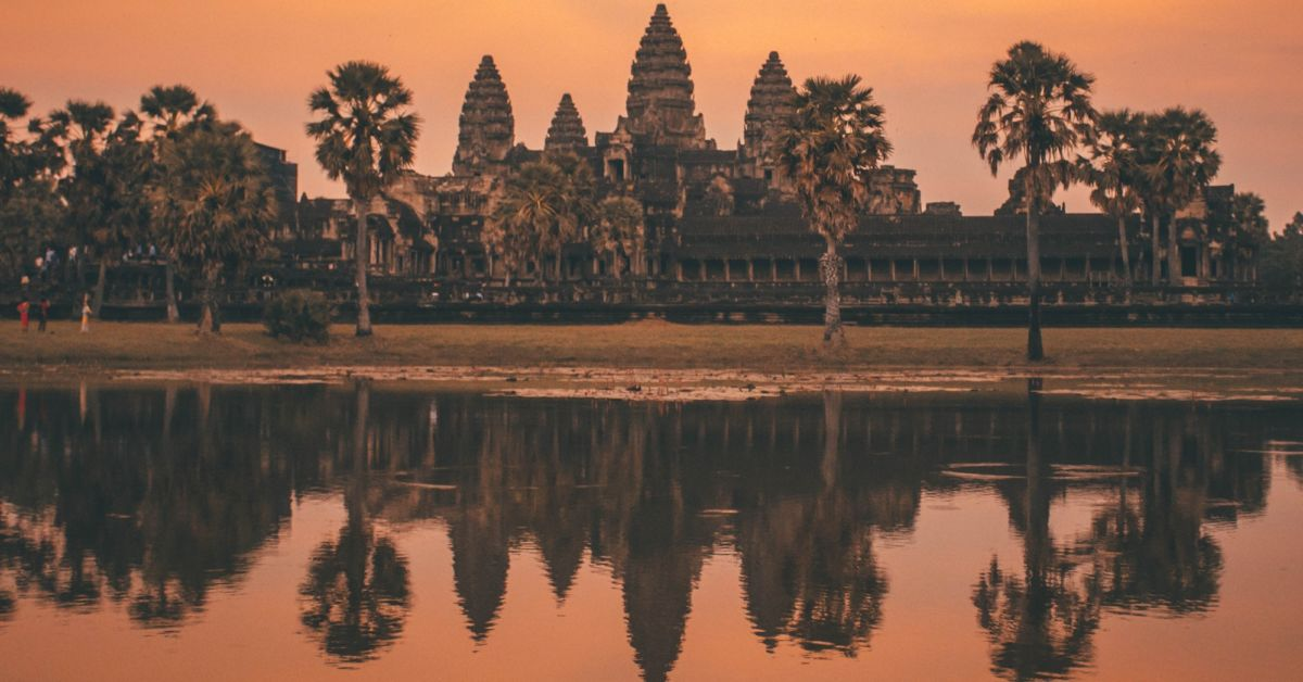 How Kings Created Angkor Wat— Then Lost It