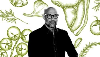 Cook Your Way Through The Pandemic With Stanley Tucci