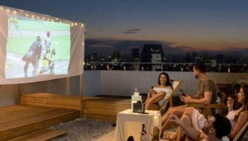 Save $180 On This Superb Portable Projector