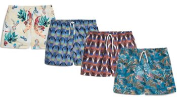 Do You Remember How Old Your Swim Trunks Are? It's Probably Time For An Upgrade