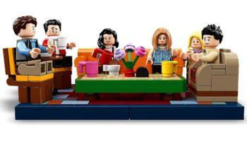 Whether Your 'Friends' Fandom Is Sincere Or Ironic, This Lego Set Needs To Be On Your Shelf