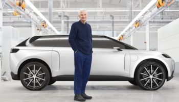 Dyson Finally Unveils Its Canceled Electric Car