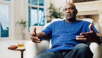 Michael Jordan Is Exactly Who I Thought He Was
