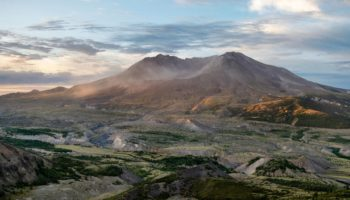 Mount St. Helens Isn't Where It Should Be. Scientists May Finally Know Why