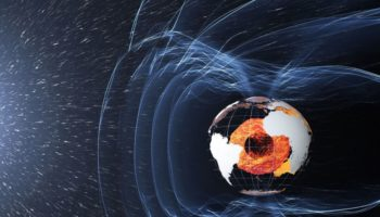 Two Huge Blobs In Earth's Mantle Are Fighting It Out Over Our Magnetic Pole
