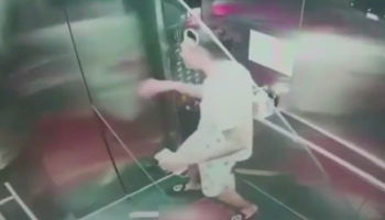 This Is Why You Shouldn't Move A Glass Window Inside An Elevator