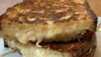 Let The Bon Appétit Crew Help You Make A Better Grilled Cheese Sandwich