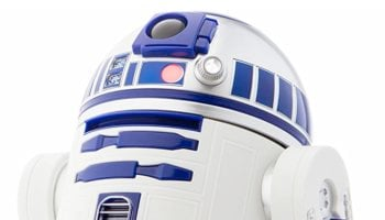 This Tiny R2-D2 Can Be Controlled With Your Phone, And It's Pretty Darn Cute
