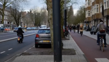 Why The Netherlands Has Safer Roads Than America