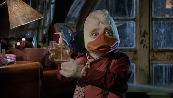 George Lucas' 'Howard The Duck' Movie Made 'The Matrix' Possible
