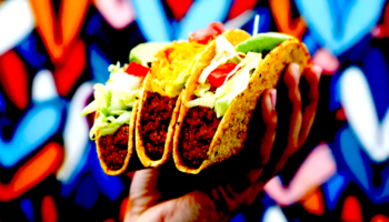 How I Hustled Hundreds Of Dollars Of Free Tacos For The Literary World