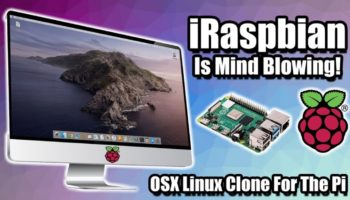 Developers Found A Way To Emulate Mac OS X For Raspberry Pi And It Looks Flipping Sweet