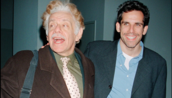 How Ben Stiller Will Remember His Father