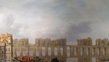 The Medieval Engineering Strokes Of Genius That Led To The Building Of Old London Bridge