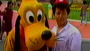 This 1983 Tokyo Disneyland Commercial Really Didn't Age Well