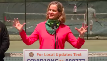 Long Island Politician's Safety Briefing About Not Touching Each Other's Tennis Balls Gets Accidentally NSFW