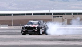 Ken Block Teaches His 13-Year-Old Daughter How To Drift