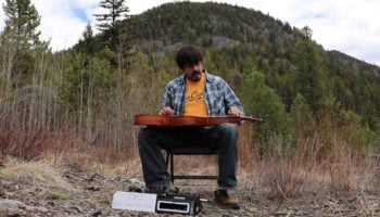 Dan Dubuque Absolutely Crushes This Version Of Nirvana's 'Heart Shaped Box' On Slide Guitar