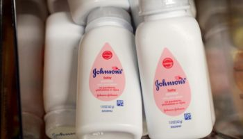 Johnson & Johnson To Stop Selling Talc Baby Powder In US And Canada