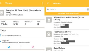 Military And Intelligence Personnel Can Be Tracked With The Untappd Beer App