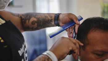 The Need To Make A Living: Inside The Clandestine World Of LA's Underground Haircuts